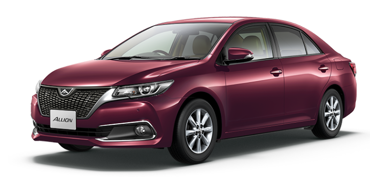 Toyota Allion 2018 full